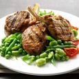 Barbequed Lamb Cutlets with Summer Vegetables Print Barbequed Lamb Cutlets with Summer Vegetables Author:Bord Bía Recipe type:Main Prep time: 15 mins Cook time: 8 mins Total time: 23 mins Serves:4...